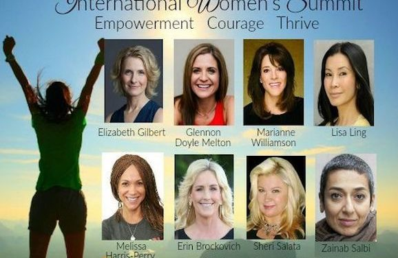 Celebrating Life at the International Women's Conference