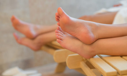 Revitalize Your Dry Feet With These Beauty Foot Hacks