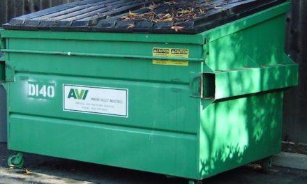 Teens Caught Dumpster Diving For Makeup
