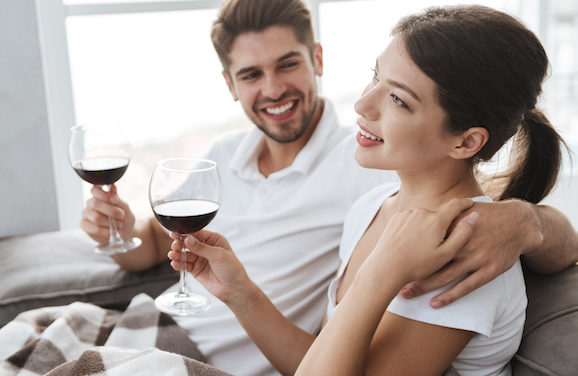 Wine Doesn't Have to Make You Fat