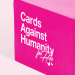 Cards Against Humanity Pokes Fun At 'Pink Tax'