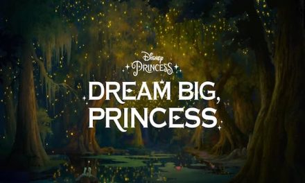 Disney Wants Their Princesses To Dream Big