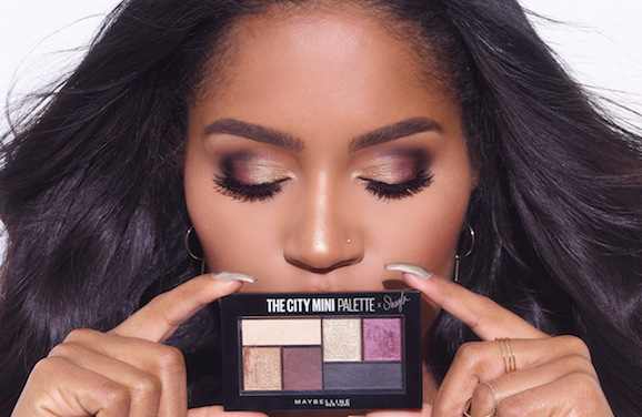 Maybelline Chooses A Woman Of Color For First Ever Beauty Influencer Collaboration