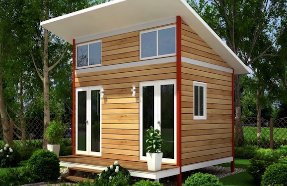 Detroit Creates Tiny Home Community For Low Income Renters