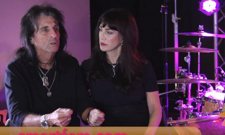 C-Suite TV – Backstage Pass with Alice Cooper – The Impact of Technology on the Music Industry