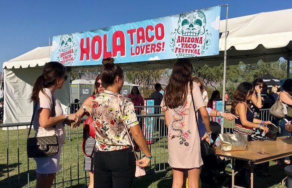 Arizona Taco Festival 2017