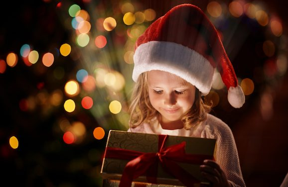 How To Teach Kids About Generosity This Holiday Season