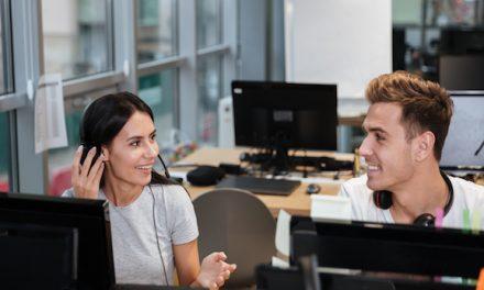 Having A Work Bestie Helps Your Work Performance
