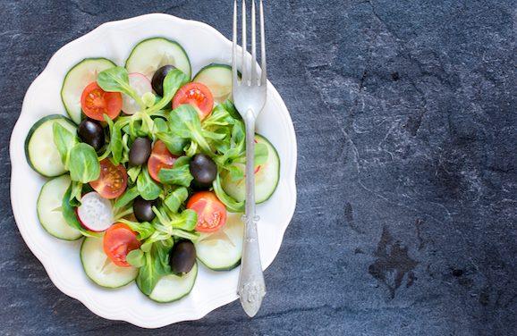 Salads: The Biggest Food Poisoning Culprit