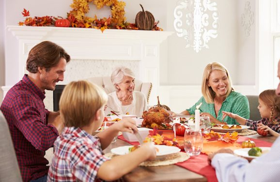 Healthy Conversation Starters for Your Thanksgiving Table