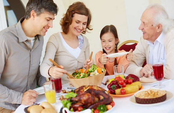Being Truly Thankful This Thanksgiving