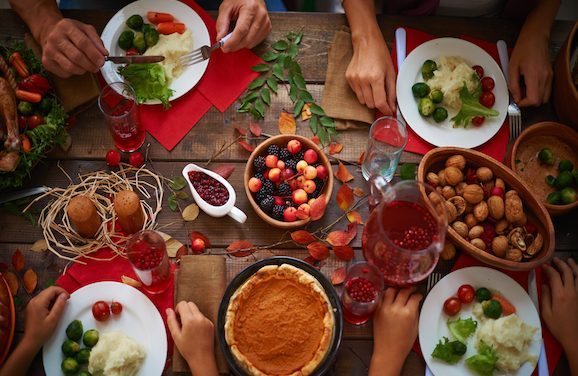 Healthier Ways To Indulge In Holiday Food