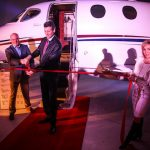 Elite Flight Jets Celebrate and Expand their Wings at Hangar Soiree