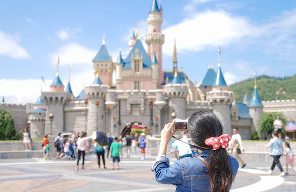 Disney Just Banned This from Their Parks – And It's About Time