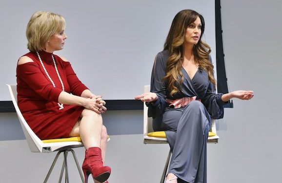 Lisa Guerrero's Four Steps to Being Brave