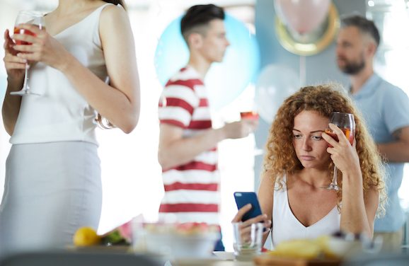 Overcoming Social Anxiety at Networking Events