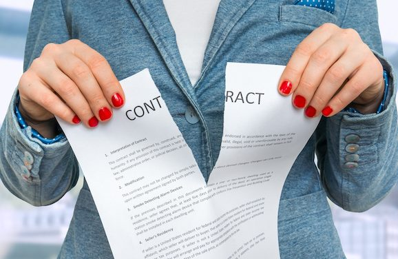 3 Big Choices When People Break Contracts