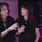 SmartFem Presents Back Stage Pass with Alice Cooper
