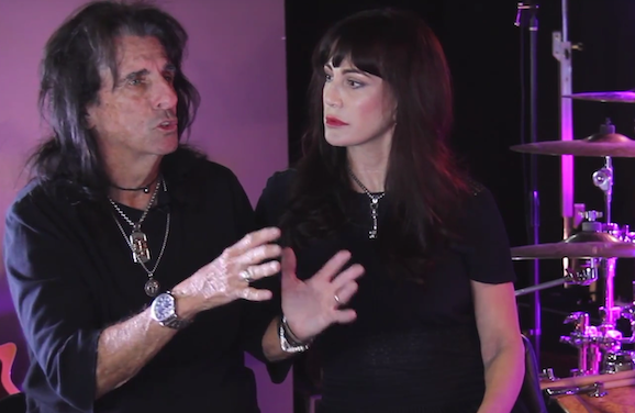 Backstage Pass with Legendary Alice Cooper