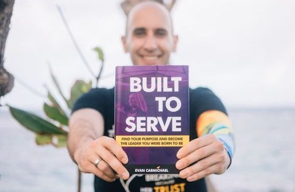 Breakthroughs, Belief, and Built to Serve with Evan Carmichael